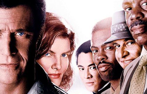 L'Arme fatale 4 film complet