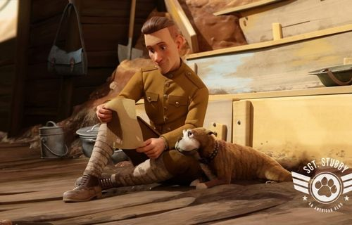 Sgt. Stubby: An American Hero film complet