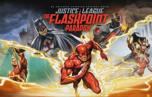 La Ligue des Justiciers : Le Paradoxe Flashpoint film complet