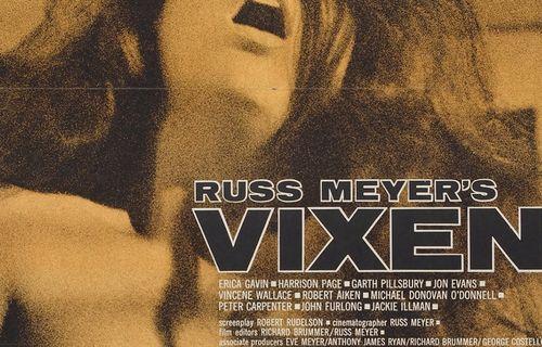 Vixen! FULL movie