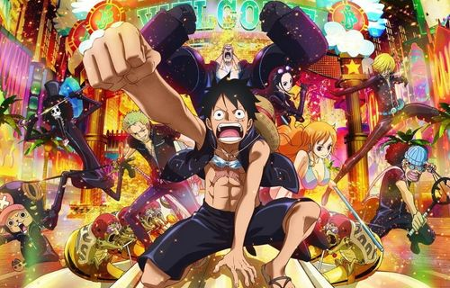One Piece Gold film complet