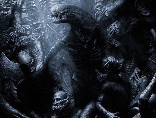 Alien: Covenant film complet