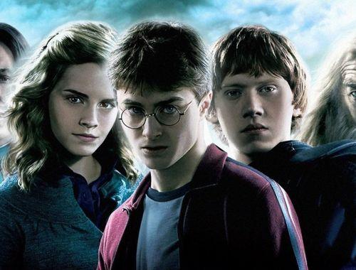 Harry Potter et le prince de sang-mêlé film complet