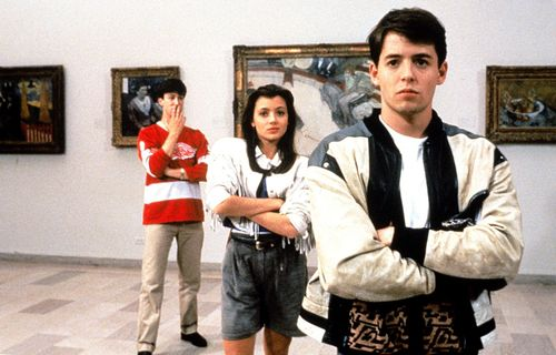 Ferris Bueller's Day Off film complet