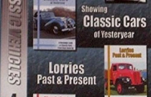 Classic Motorcycles of Yesteryear / Classic Cars of Yesteryear / Lorries Past & Present / Classic Ford & Triumph Cars of Yesteryear FULL movie