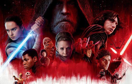 Star Wars, épisode VIII - Les Derniers Jedi film complet