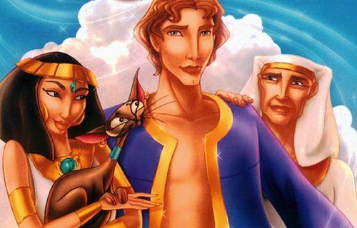 Joseph, le roi des rêves film complet