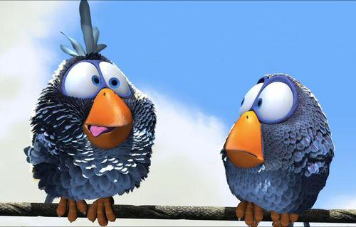 For the Birds FULL movie