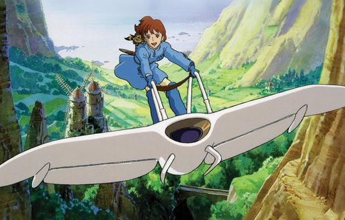 Nausicaä of the Valley of the Wind FULL movie