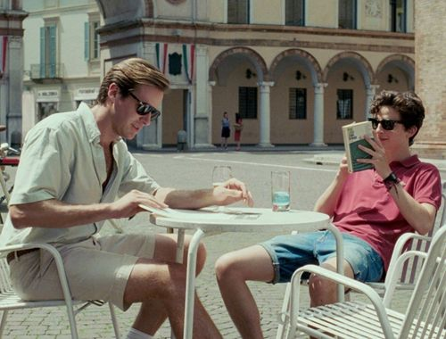 Call Me by Your Name film complet