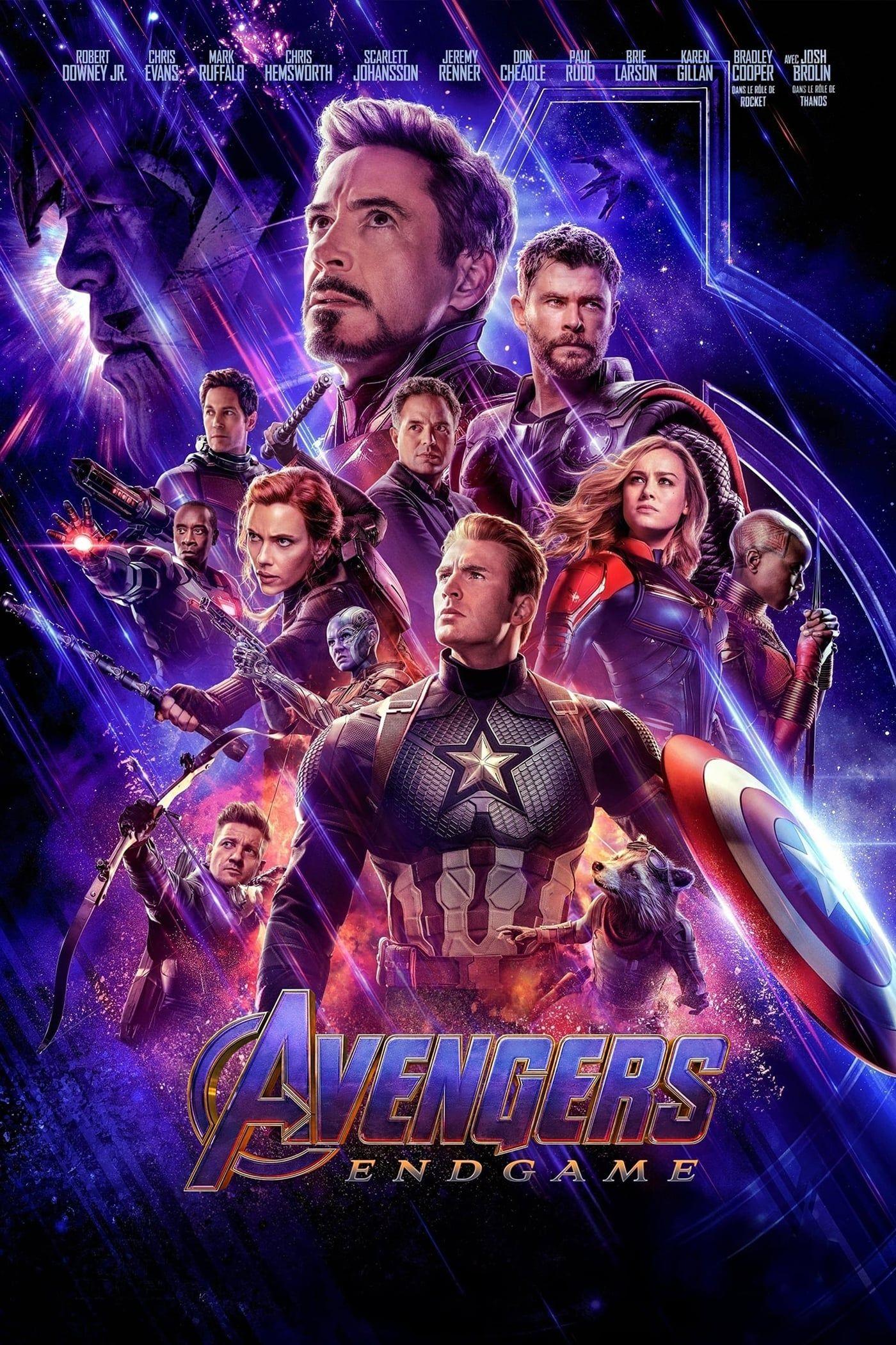Avengers: Endgame 2019 streaming vf