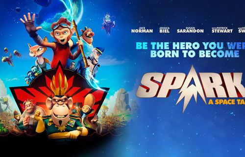 Spark: A Space Tail FULL movie