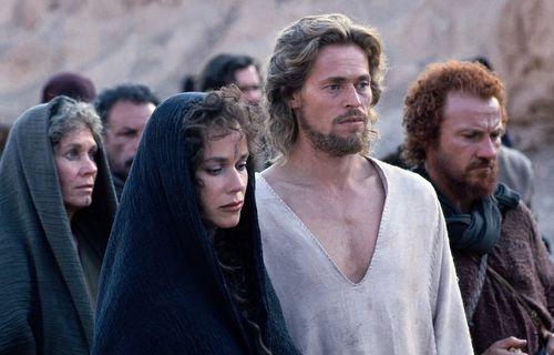 La dernière tentation du Christ film complet