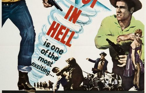 One Foot in Hell FULL movie
