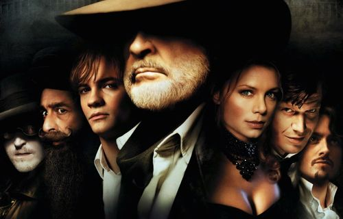 The League of Extraordinary Gentlemen FULL movie
