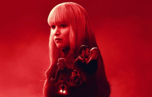 Red Sparrow film complet