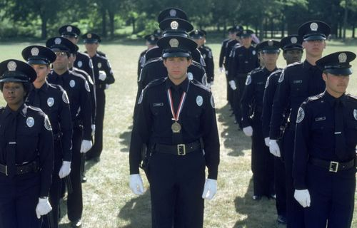 Police Academy film complet