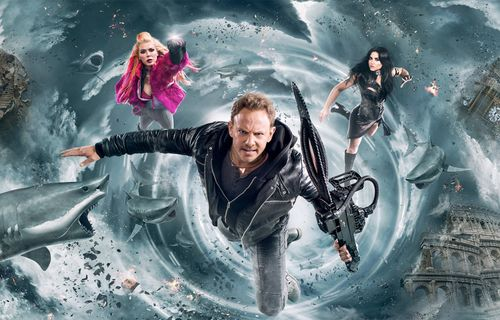 Sharknado 5: Global Swarming FULL movie