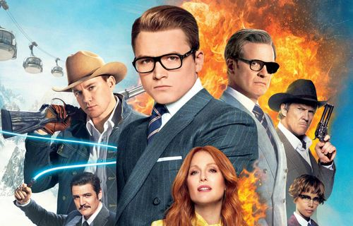 Kingsman : Le Cercle d'or film complet