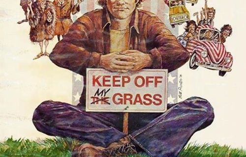 Keep Off My Grass! FULL movie