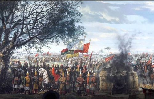 The Conquest of Istanbul film complet