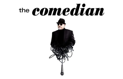 The comedian film complet