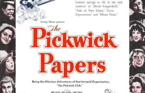 The Pickwick Papers FULL movie
