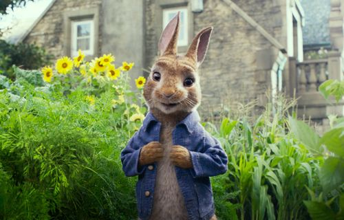 Peter Rabbit FULL movie