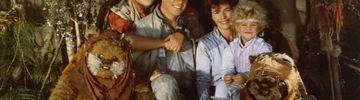 L'Aventure des Ewoks : La Caravane du courage