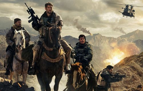 Horse Soldiers film complet