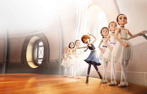 Ballerina film complet