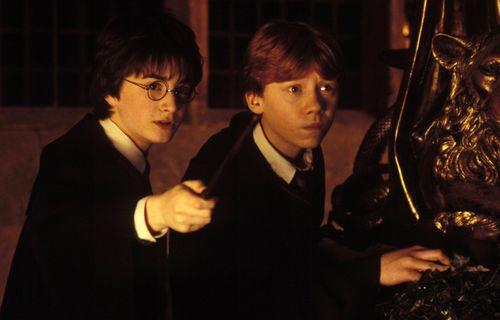 Harry Potter et la Chambre des Secrets film complet