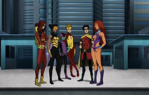 Teen Titans : The Judas Contract film complet