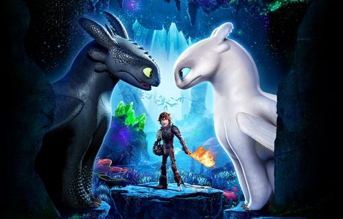 How to Train Your Dragon: The Hidden World film complet