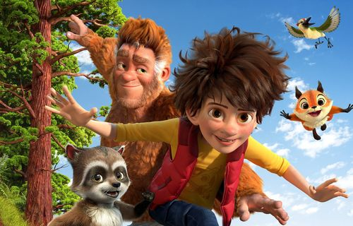 Bigfoot Junior film complet