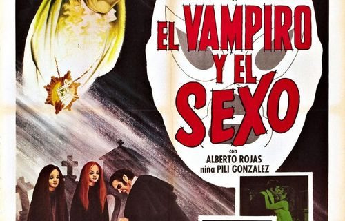 The Vampire and Sex FULL movie