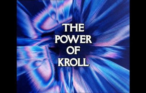Doctor Who: The Power of Kroll film complet