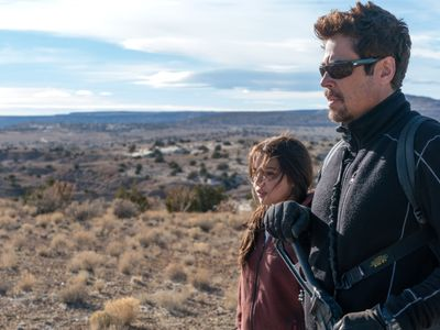watch Sicario: Day of the Soldado streaming