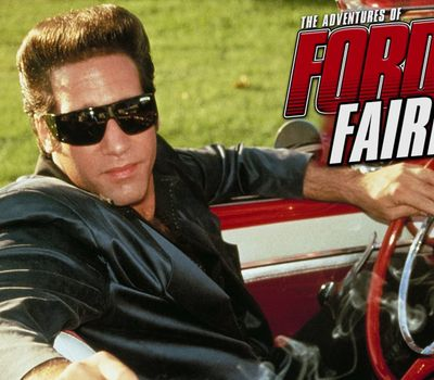 The Adventures of Ford Fairlane online