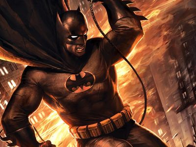 watch Batman: The Dark Knight Returns, Part 2 streaming