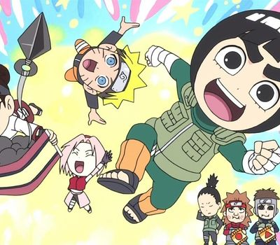 NARUTO Spin-Off: Rock Lee & His Ninja Pals online