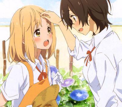 Kase-san and Morning Glories online