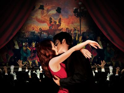 watch Moulin Rouge! streaming
