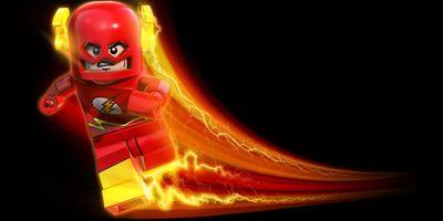 Lego DC Comics Super Héros : The Flash STREAMING