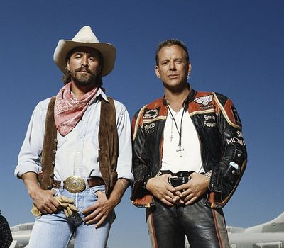 Harley Davidson and the Marlboro Man online