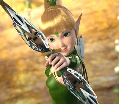 Throne of Elves online