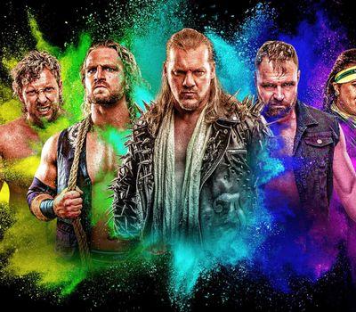 All Elite Wrestling: Dynamite online