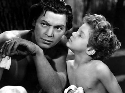 watch Tarzan Finds a Son! streaming