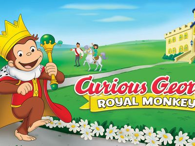 watch Curious George: Royal Monkey streaming