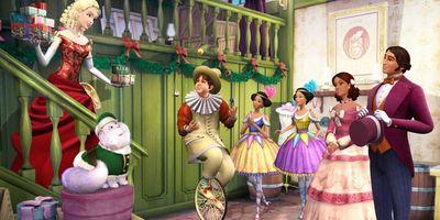 Barbie et la magie de Noël en streaming